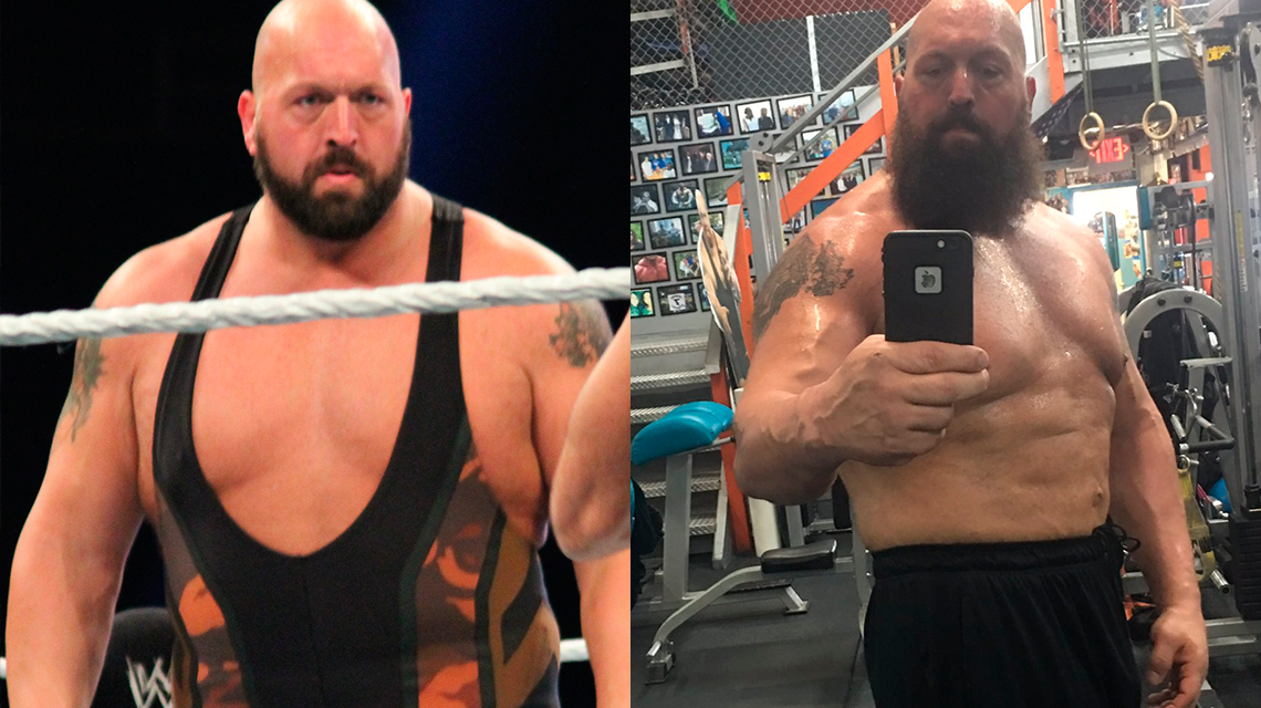 Big Show and his tremendous weight loss