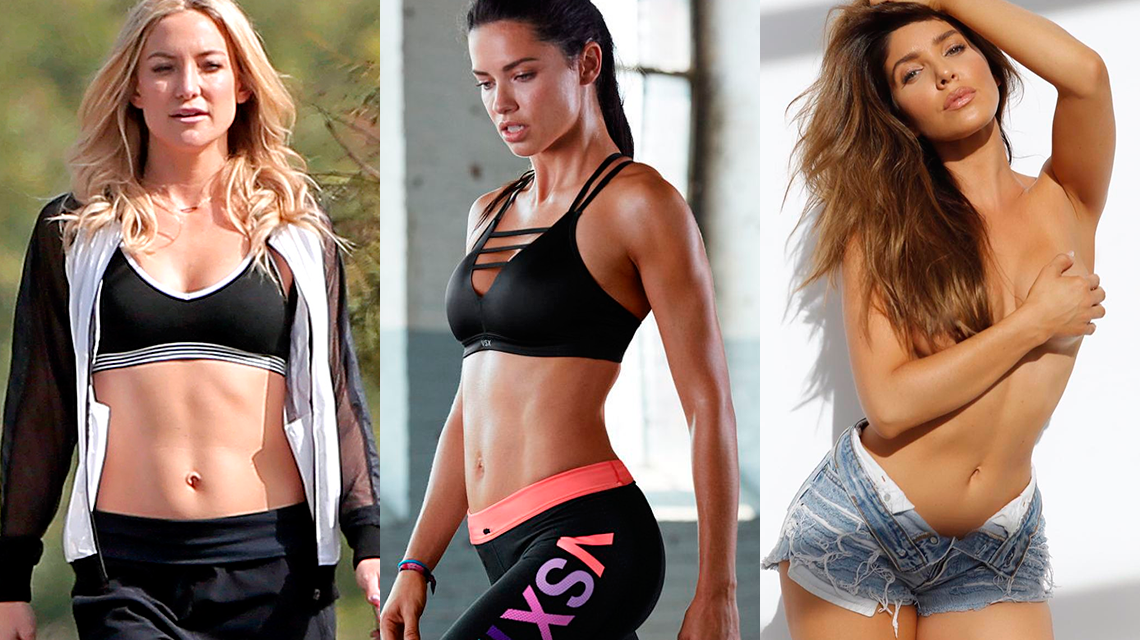 The 15 Fittest Female Celebrities In 2018 Exclusive celebrity videos and online photo galleries. the 15 fittest female celebrities in 2018