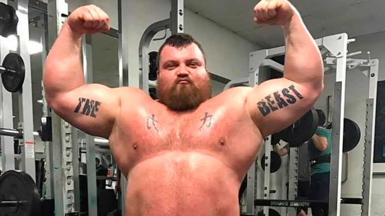 Eddie Hall Meal Plan Of The Worlds Strongest Man 2016