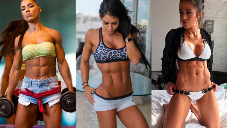 The 25 Best Female Abs On Instagram In 2018