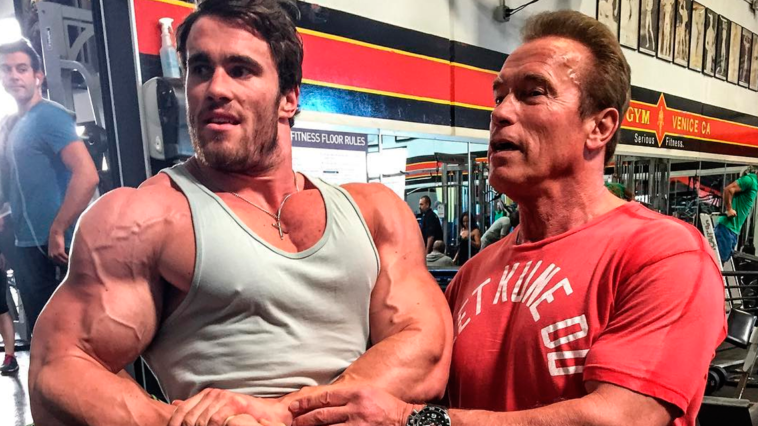 Image result for Calum Playing As A Young Arnold Schwarzenegger