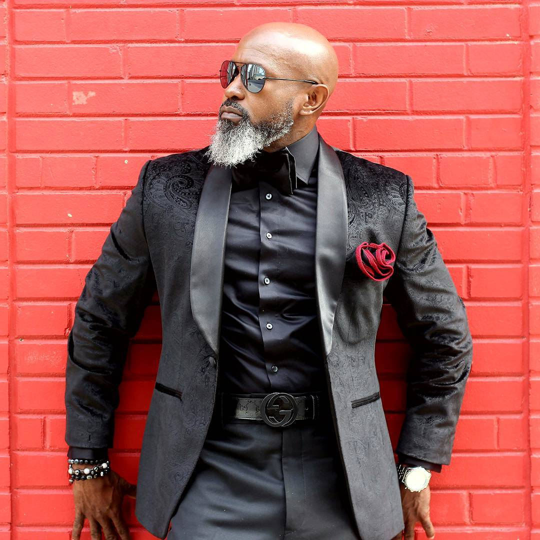 Meet 50 Year Old Grandpa Whose Physique And Sense Of Style