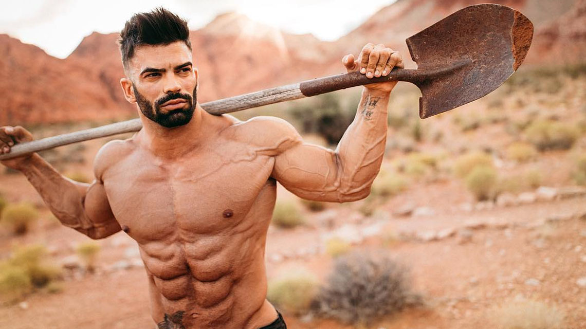 Sergi Constance: Revolution In Bodybuilding Through Social Media
