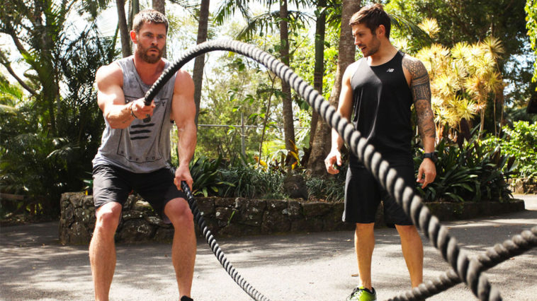 Celebrity trainer who knows how to