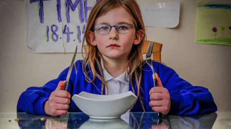 """This 7-year-old """"girl of steel"""" never feels hunger, fatigue and pain"""
