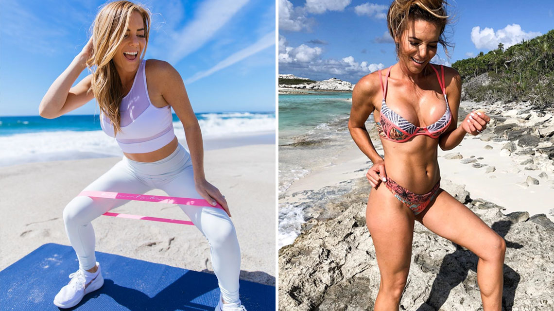 Fitness blogger quit yo-yo dieting and totally transformed ...