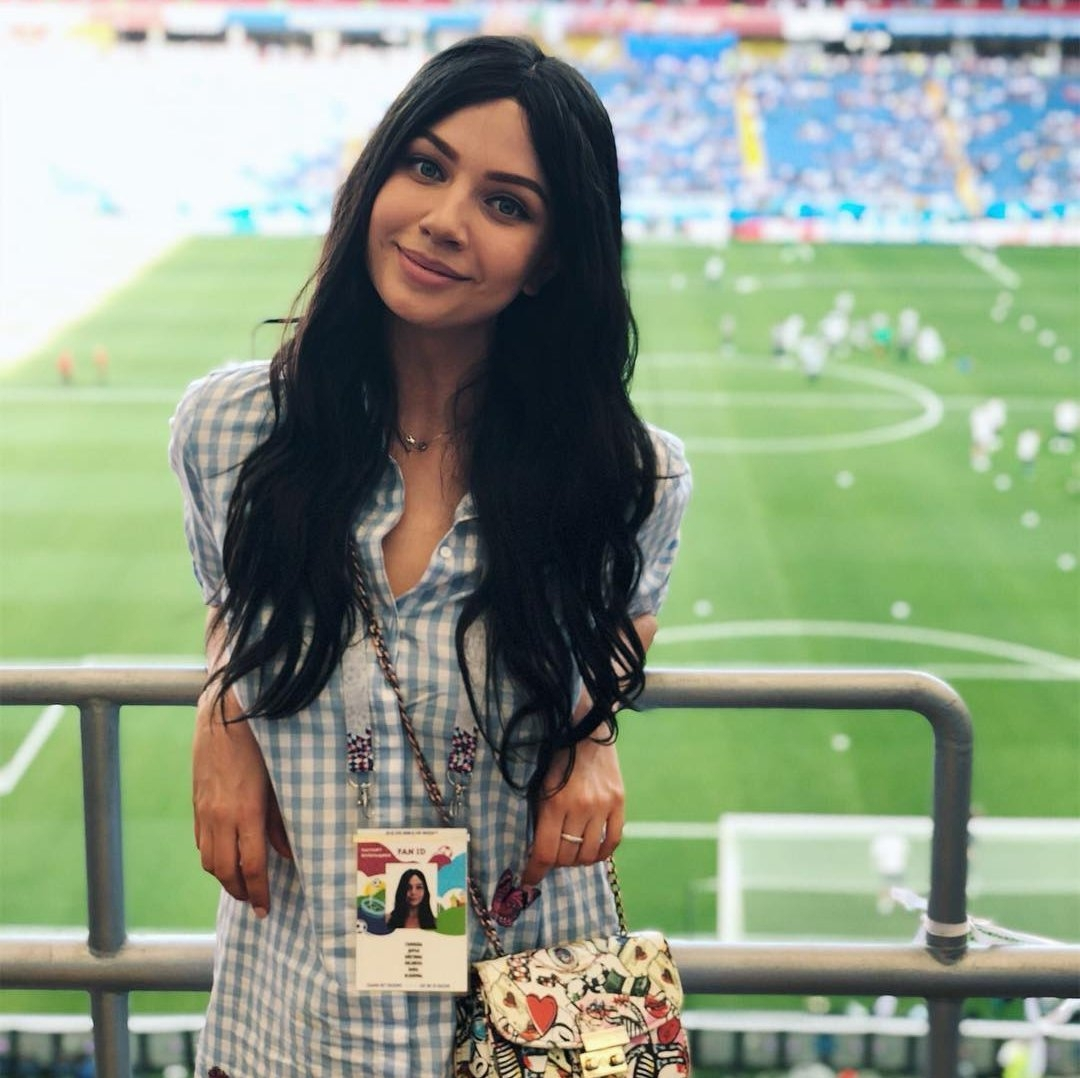 hottest female football fans from fifa world cup 2018