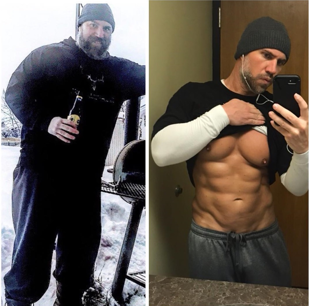 Hiking Helped This Dad To Lose Nearly 100 Lbs And Gain A Six Pack