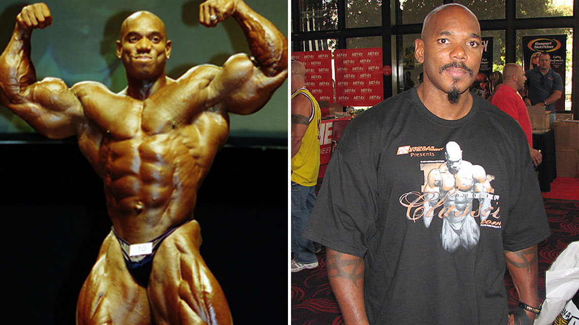 Top 10 bodybuilders who faced complete muscle rollback