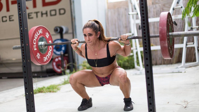 Stefanie Cohen breaks two all-time world records in raw