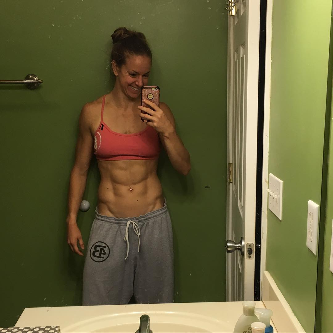 Crossfit Champ Lindy Barber Eats Two Breakfasts Every Day
